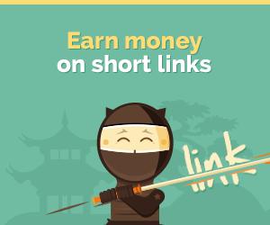 Earn money on short links