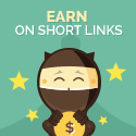 Earn on short links