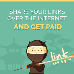 Earn money shrinking links